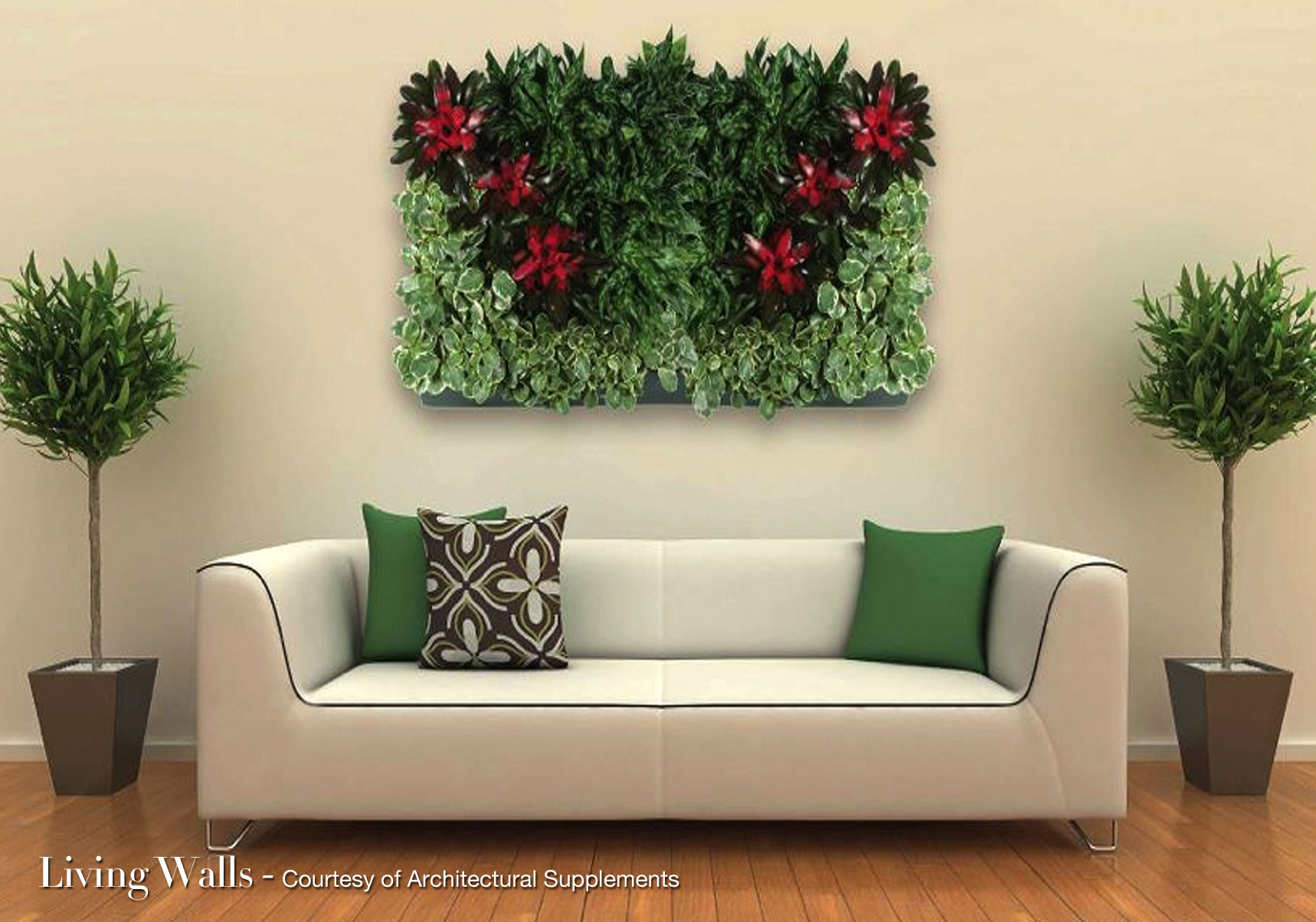 Colorful Living Wall Systems Los Angeles Gift   Wall Art Ideas .